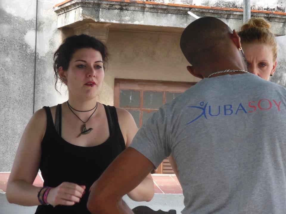 Kubasoy Dance Class in Havana, Cuba