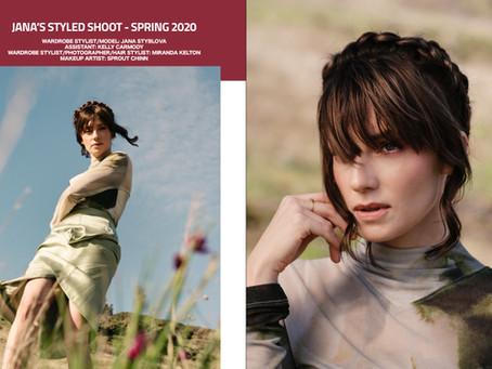 Horizont Magazine Spread