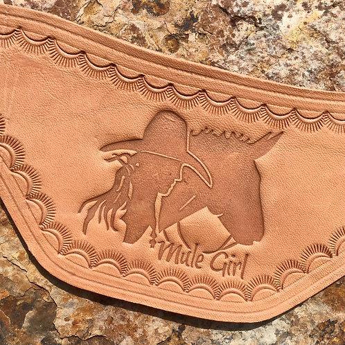 Mule Girl Browband (Deposit)