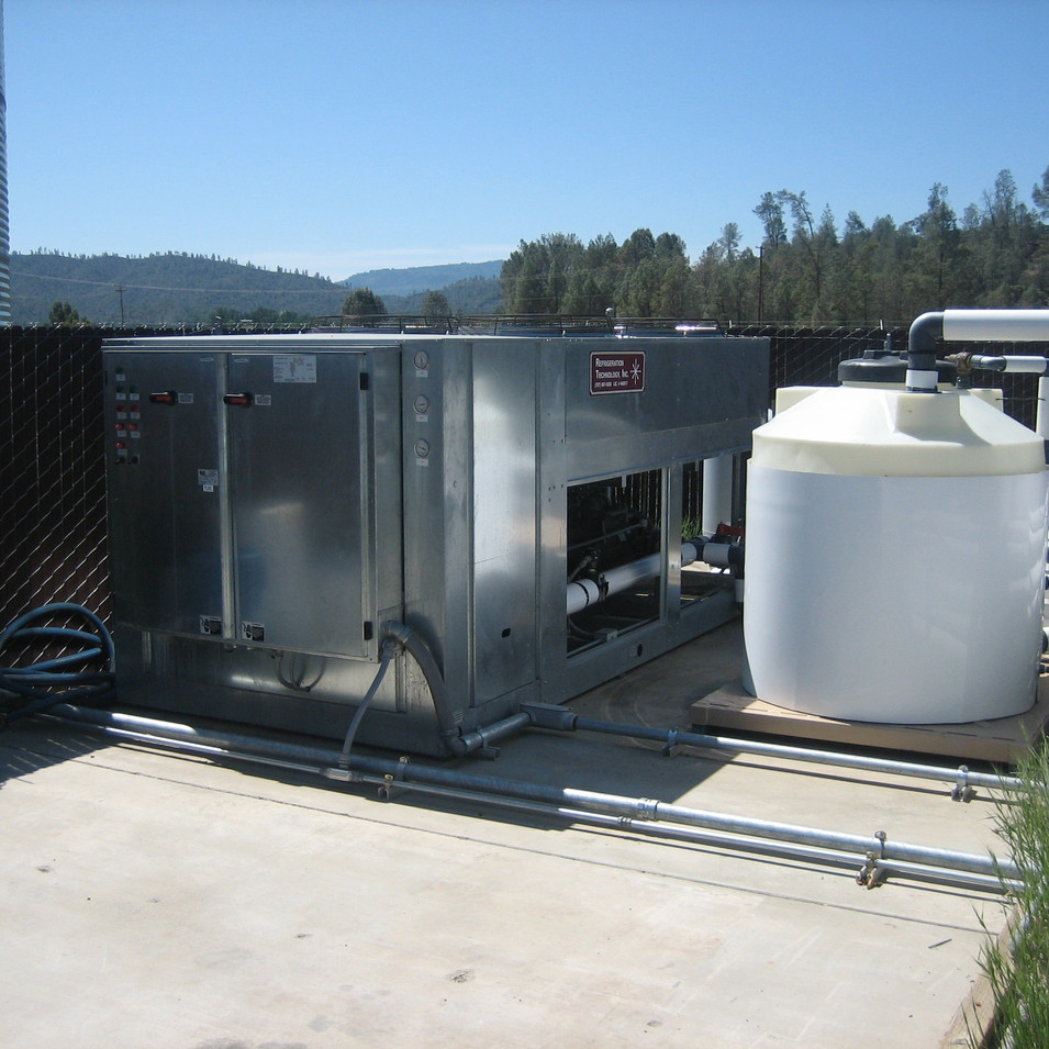 RTI Custom Built Chiller