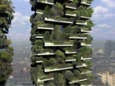 Estudos comprovam que as construções verdes são a melhor opção de negócio imobiliário