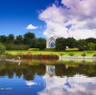 The Hunter Valley Gardens Chapel