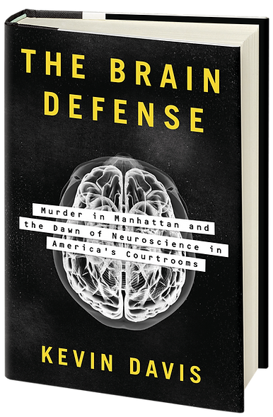 Brain Defense, murder, neuroscience, true crime