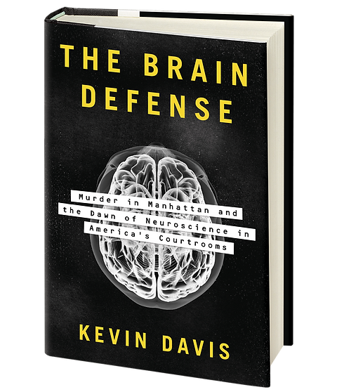 The Brain Defense neuroscience true crime Kevin Davis