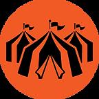 festival fair carnival icon