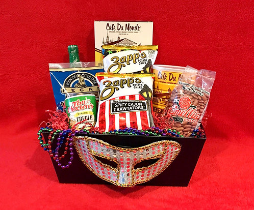 Taste of New Orleans Basket
