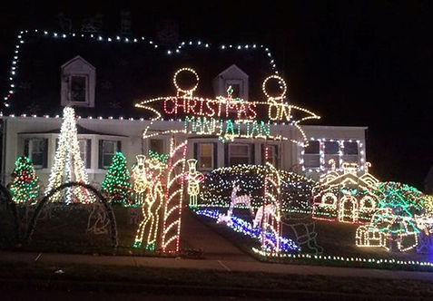 Christmas on Manhattan Lights Tour 11-20