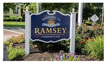 Ramsey Welcome Sign.JPG