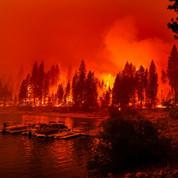 West coast wildfires - September 2020