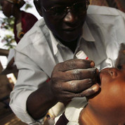 End of polio in Africa - August 2020