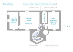 Chesnel - Second Floor