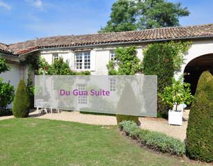 Chateau de Meux - Du Gua Suite