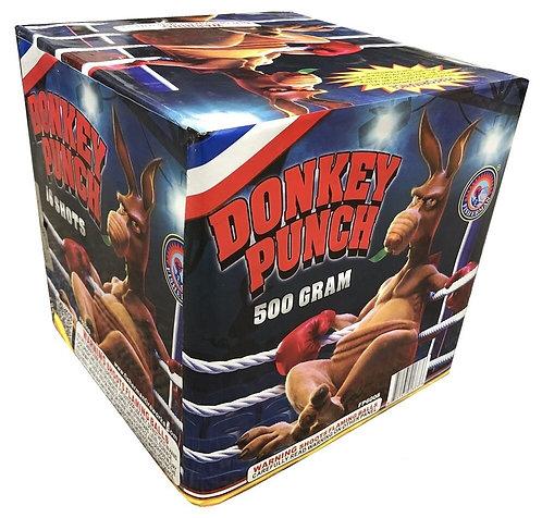 Donkey Punch [4/1]
