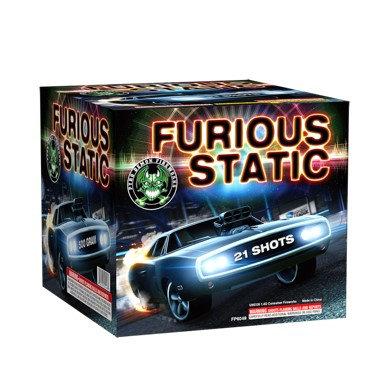 Furious Static [4/1]