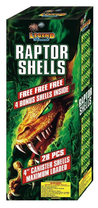 Raptor Shells [4/28]