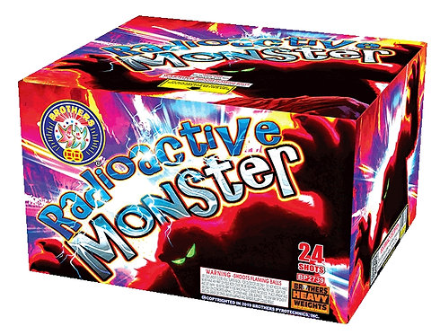 Radioactive Monster