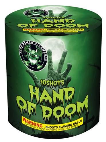 Hand Of Doom [12/1]