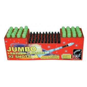 92 Shot Jumbo Saturn Missile Battery [15/1]