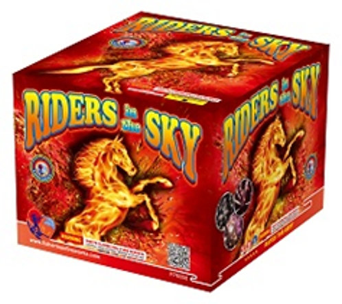 Riders In The Sky [4/1]