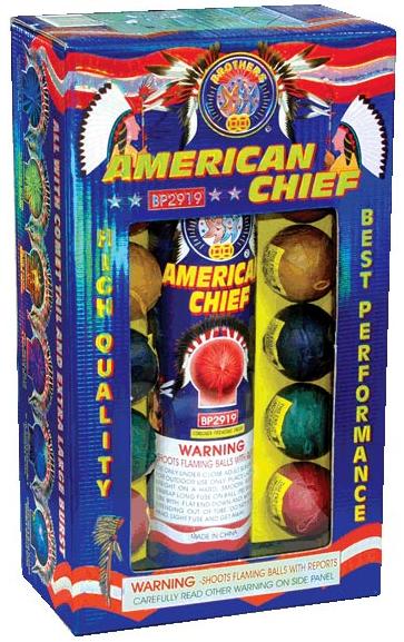 American Chief Shells [12/12]