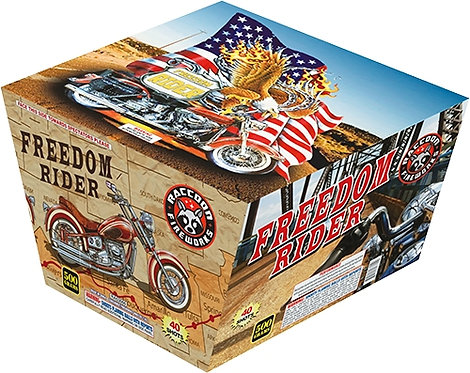 Freedom Rider [2/1]