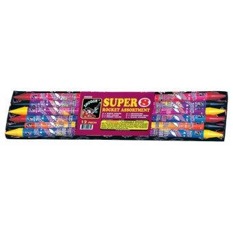 Super 8-Ounce Rocket Assortment