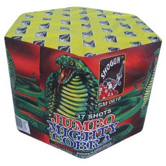 Jumbo Mighty Cobra