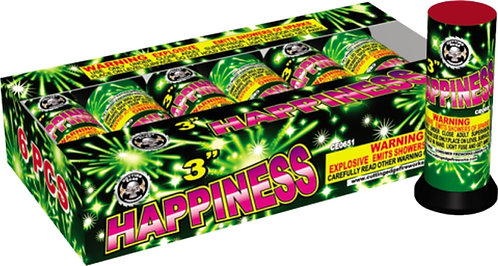 Happiness 3-Inch [72/6]
