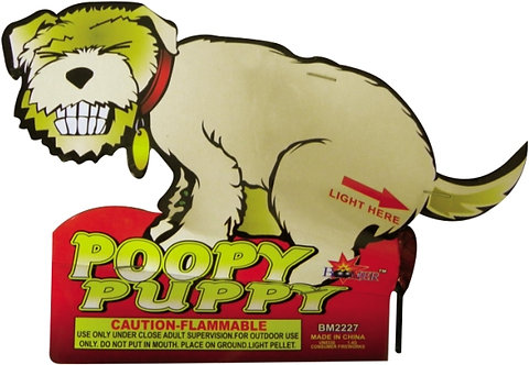 Poopy Puppy [2/144]