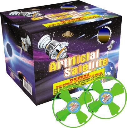 Artificial Satellites [10/12/12]