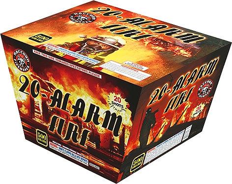 20 Alarm Fire