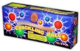 Crackling Balls [16/12/6]