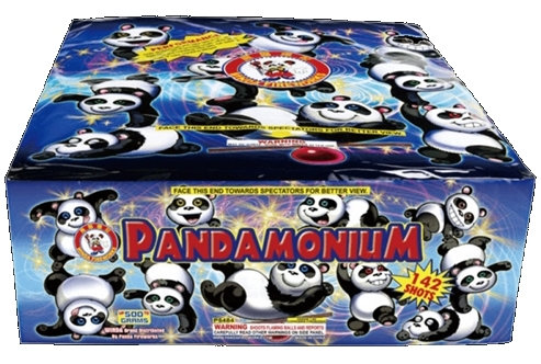 Pandamonium (Zipper)