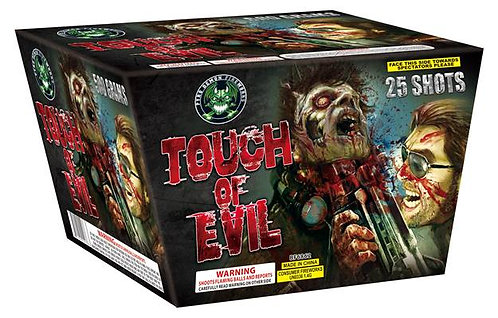 Touch Of Evil [3/1]