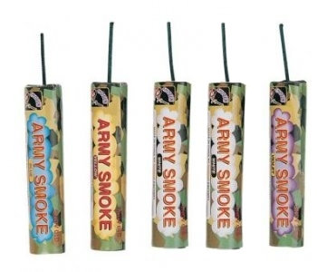 Army Smokes - Assorted Colors