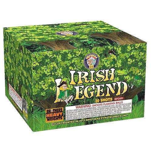 Irish Legend [8/1]