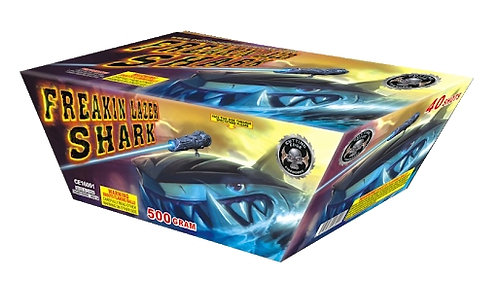 Freaking Lazer Shark