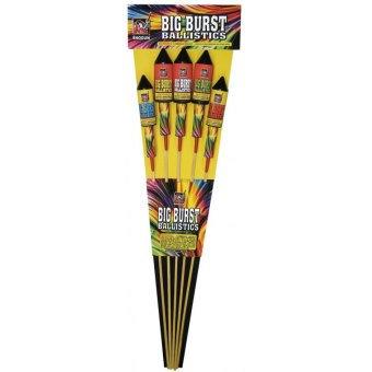 Big Burst Ballistics Rockets