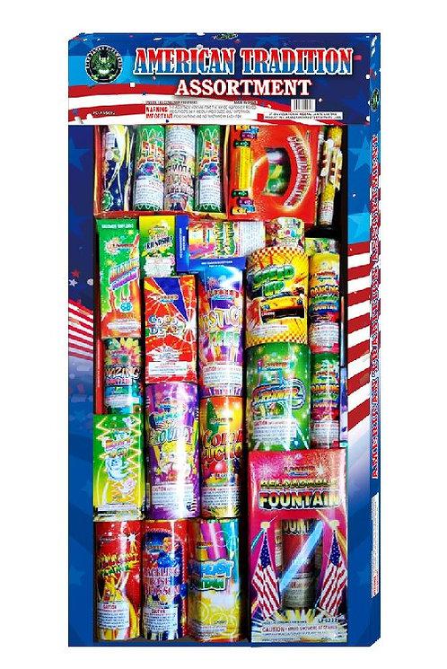American Tradition Assortment (Safe'n'Sane)