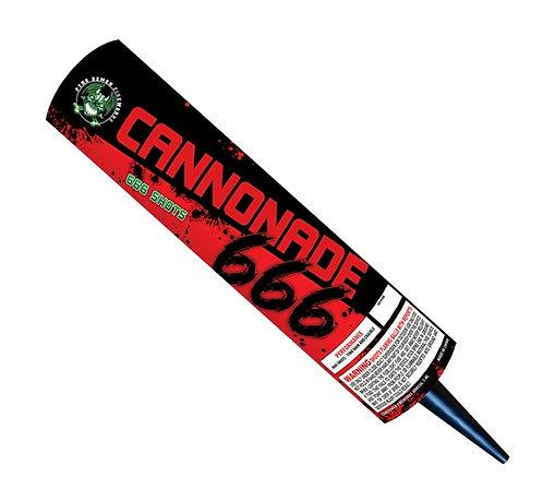 Cannonade 666 [9/1]