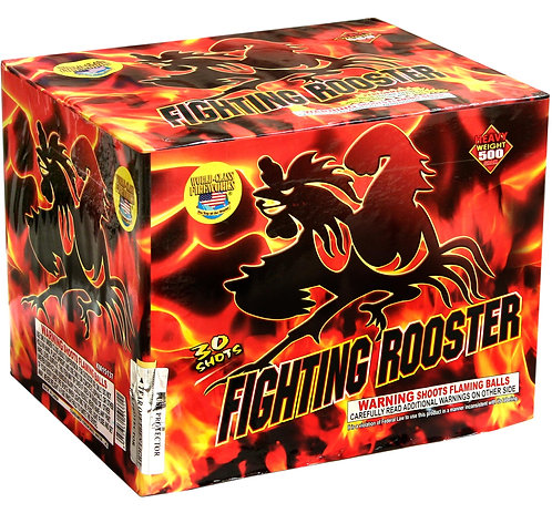 Fighting Rooster [4/1]