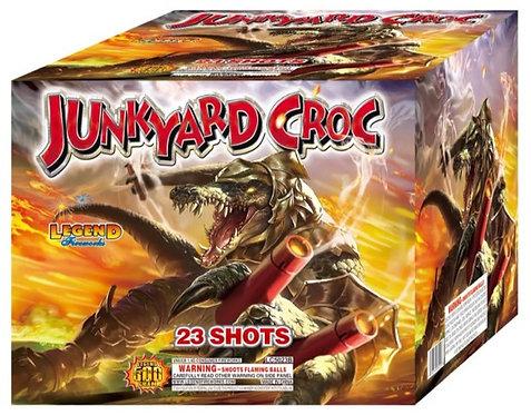Junkyard Croc [4/1]