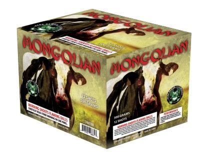 Mongolian [4/1]