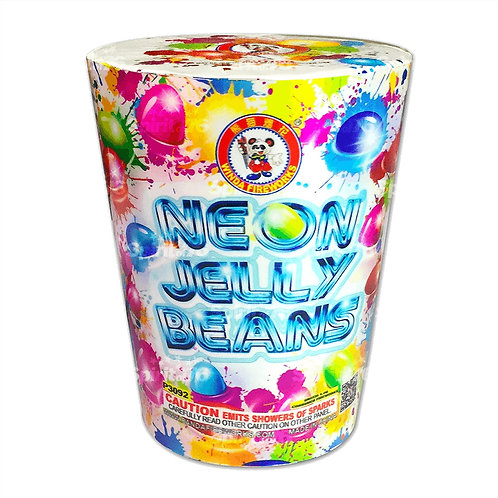 Neon Jelly Beans