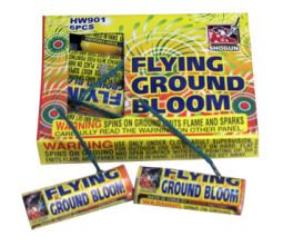 Flying Ground Bloom