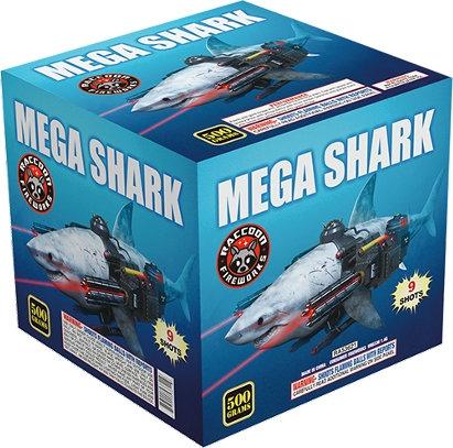 Mega Shark [4/1]