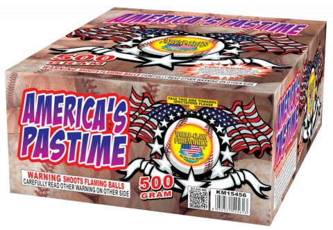 America's Pastime [3/1]