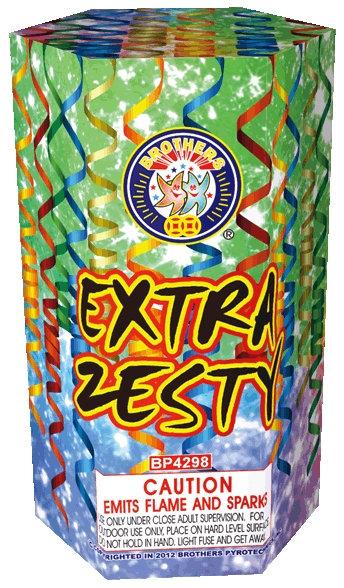 Extra Zesty [24/1]