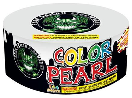 144 Shots Color Pearl