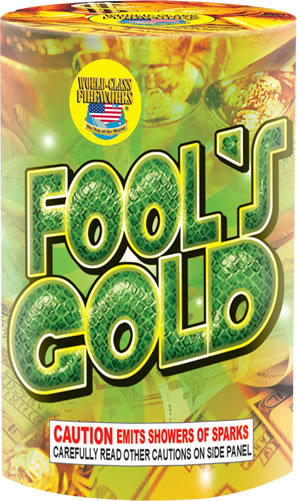 Fool's Gold (Noiseless)